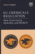 Cover of EU Chemicals Regulation: New Governance, Hybridity and REACH