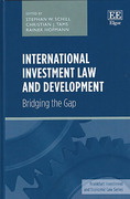 Cover of International Investment Law and Development: Bridging the Gap