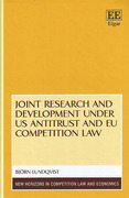 Cover of Joint Research and Development Under US Antitrust and EU Competition Law