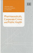 Cover of Pharmaceuticals, Corporate Crime and Public Health