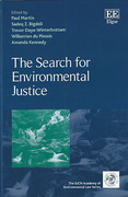 Cover of The Search for Environmental Justice
