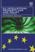 Cover of EU Intellectual Property Law And Policy