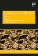 Cover of Economics of Health Law