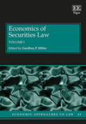 Cover of Economics of Securities Law