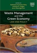 Cover of Waste Management and the Green Economy: Law and Policy