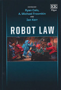 Cover of Robot Law