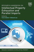 Cover of Research Handbook on Intellectual Property Exhaustion and Parallel Imports