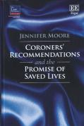 Cover of Coroners' Recommendations and the Promise of Saved Lives