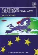 Cover of EU Private International Law