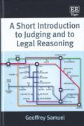 Cover of A Short Introduction to Judging and to Legal Reasoning