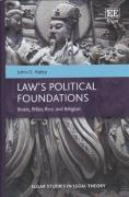 Cover of Law's Political Foundations: Rivers, Rifles, Rice, and Religion