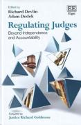Cover of Regulating Judges: Beyond Independence and Accountability