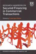 Cover of Research Handbook on Secured Financing in Commercial Transactions