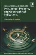 Cover of Research Handbook on Intellectual Property and Geographical Indications