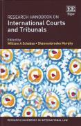 Cover of Research Handbook on International Courts and Tribunals