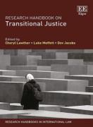 Cover of Research Handbook on Transitional Justice