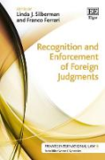 Cover of Recognition and Enforcement of Foreign Judgments
