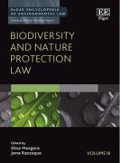 Cover of Elgar Encyclopedia of Environmental Law Volume III: Biodiversity and Nature Protection Law