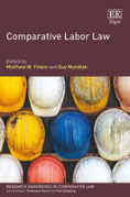 Cover of Comparative Labor Law