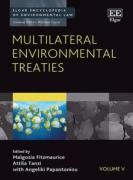 Cover of Multilateral Environmental Treaties
