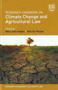 Cover of Research Handbook on Climate Change and Agricultural Law