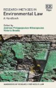 Cover of Research Methods in Environmental Law: A Handbook