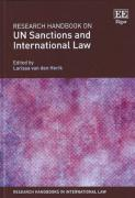 Cover of Research Handbook on UN Sanctions and International Law