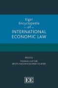 Cover of Elgar Encyclopedia of International Economic Law