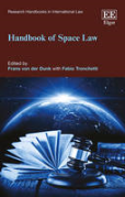 Cover of Handbook of Space Law
