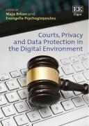 Cover of Courts, Privacy and Data Protection in the Digital Environment