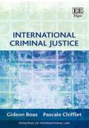 Cover of International Criminal Justice