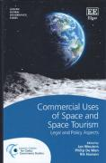 Cover of Commercial Uses of Space and Space Tourism: Legal and Policy Aspects