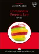 Cover of Comparative Property Law