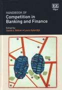 Cover of Handbook of Competition in Banking and Finance