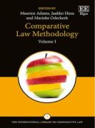 Cover of Comparative Law Methodology