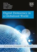 Cover of Digital Democracy in a Globalized World