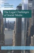 Cover of The Legal Challenges of Social Media