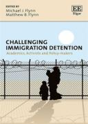 Cover of Challenging Immigration Detention: Academics, Activists and Policymakers