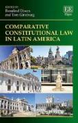 Cover of Comparative Constitutional Law in Latin America