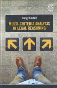 Cover of Multi-Criteria Analysis in Legal Reasoning