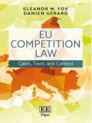 Cover of EU Competition Law: Cases, Text and Context