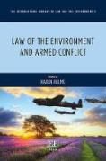 Cover of Law of the Environment and Armed Conflict