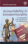 Cover of Accountability in Extraterritoriality: A Comparative and International Law Perspective