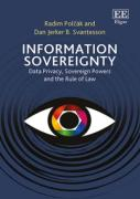 Cover of Information Sovereignty: Data Privacy, Sovereign Powers and the Rule of Law