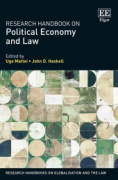 Cover of Research Handbook on Political Economy and Law