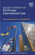Cover of Research Handbook on EU Private International Law