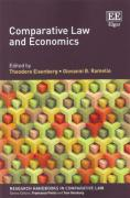 Cover of Comparative Law and Economics