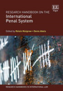 Cover of Research Handbook on the International Penal System