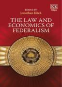 Cover of The Law and Economics of Federalism