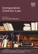 Cover of Comparative Contract Law